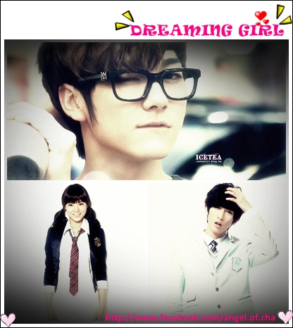 Dreaming Girl Pict