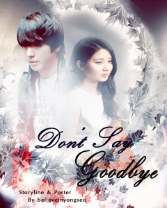 COVER - DON'T SAY GOODBYE